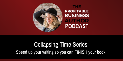 Write Faster By Collapsing Time–Audio Series