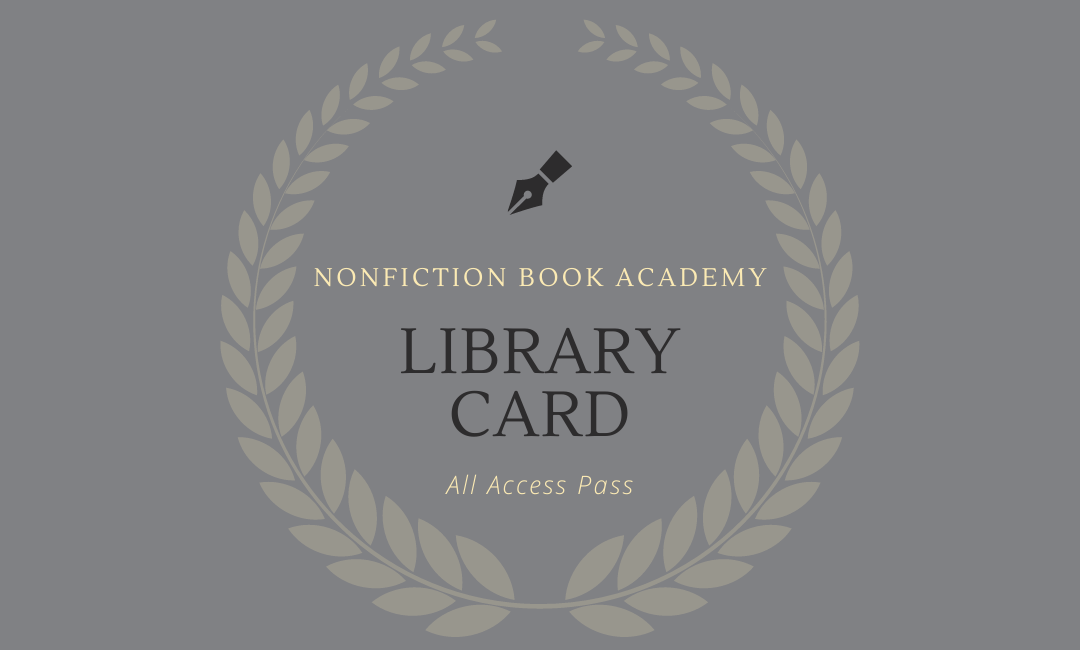 Library Card – Ghostwriter